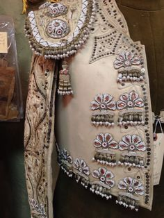 1930's matador jacket from Spain
