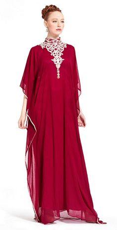 "Yara Yosif ""Salam"" Kaftan dress"