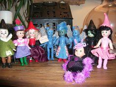 Madamn Alexander McDonalds Wizard of Oz Dolls