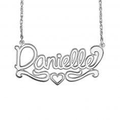 Script Name Necklace - $130.00