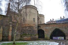 Nottingham Castle, England