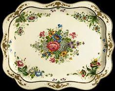 art russian zhostovo painting | The art of Zhostovo trays