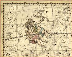 The Constellation Gemini, The Twins.
