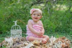 Claire Marie 1st birthday shoot <3