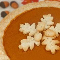 Pumpkin Pie (Amerikanischer Kürbiskuchen)