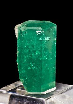 Beryl var. Emerald - Muzo Mine, Boyaca, Colombia