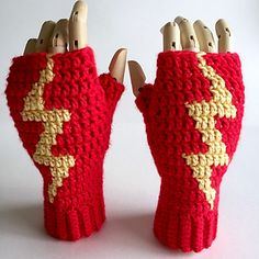 THE FLASH MITTS: