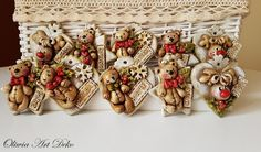 Salt Dough, Napkin Rings, Napkins, Diy Room Decor, Deko, Napkin, Napkin Holders