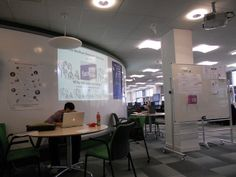 Warwick | This is a space I would love to study in.