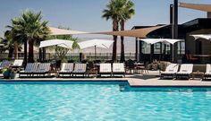 lua de mel em Palm Springs