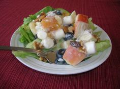 Fruity Fruit Salad « The Southern Lady Cooks – Soups, Stews and Salads