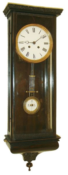 Very early Lenzkirch model 10 Vintage Clocks, Antique Clocks, Vintage Walls, Craftsman Wall Clocks, Watches, Antiques, Model, Home Decor, Pendulum Clock