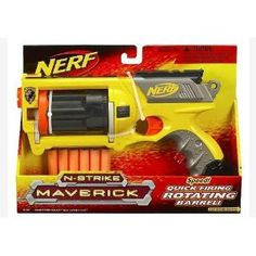 Nerf N-Strike Maverick - Colors May Vary  DONE - DO NOT BUY
