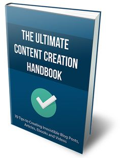The Ultimate Content Creation Handbook