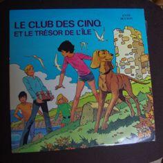 LP LE Club DES Cinq |