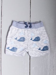 WHALE AND BOATS HAND STAMPED DIY BABY SHORTS Baby Leggings, Diy Baby, Hand Stamped, Lifestyle Blog, Whale, Stamping, Boats, White Shorts, Swimwear
