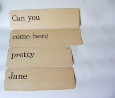 Set of 15 Vintage Dick And Jane 1950's New by TheAtticOnBakerSt