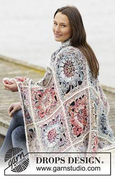3 patrons gratuits et en français, pour réaliser de magnifiques couvertures en Patchwork au crochet! - Bricolages - Des bricolages géniaux à réaliser avec vos enfants - Trucs et Bricolages - Fallait y penser !