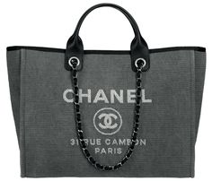 Chanel S/S12 Cabas Tote