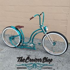 Downtown Campbell: #tangotuesday..... A #ruffcycles Lady Tango we built up awhile back for a customer in Florida. #sold #TheCruiserShop #cruisershop #cruisershopbuilt #whitewalls #polished #prismaticpowders #rcrefinishing #snacksbars #brookesengland #worthworks #details #stance #downtowncampbell #cruisershopstyle #shinysideup2016 by thecruisershop