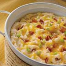 Loaded Potato Potluck Favorite.                         Was a winner at church