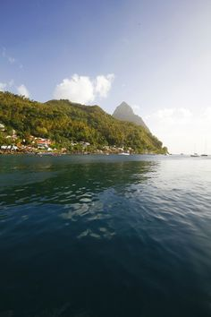 Saint Lucia via Capella Hotels Blog