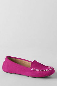 hot pink driving shoes, b/c its a crime to wear regular shoes whilst driving.