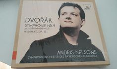 BR KLASSIK CD I DVORAK Sinfonie 9  BR SO,Andris Nelsons (2013) NEU&OVP   | eBay