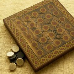 39 Ancient board games from around the world. - Imgur