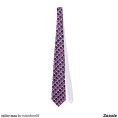 sailor man tie