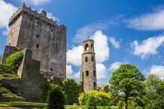 The World's Most Beautiful Historic Castles Blarney Castle, Ireland