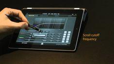 Amate Audio DSPstudio for iPad - YouTube