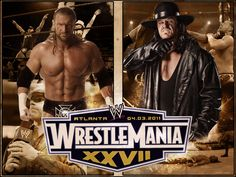 Triple H vs Undertaker WM by Cre5po.deviantart.com on @DeviantArt