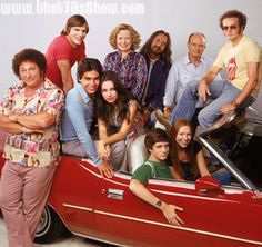 That 70's show... Who doesn't love these funny potheads?