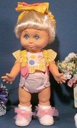 Ten Years of Baby Face Dolls by Galoob. So Sorry Sarah! My sister had her & i wanted her :(