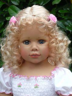"""Tiffany, 35"""" Masterpiece doll"""