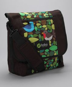On Zulily right new. A few different colors. Super cute diaper bag.