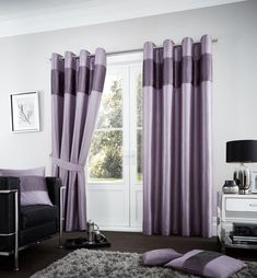 Zaftig Eyelet Room Darkening Curtains Red Barrel Studio Size: x Curtain Colour: Mauve Fitted Bed Sheets, Linen Sheets, Linen Bedding, Gold Bedding, Turquoise Bedding, Plaid Bedding, White Bedding, Bed Linens, Room Darkening Curtains