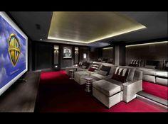Wilkinson Beven - Design et al winner best home cinema
