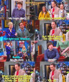 Big Bang Theory Series, Big Bang Theory Quotes, Big Bang Theory Funny, The Big Band Theory, Stupid Funny, Funny Jokes, Mom Died, Memes, Comedy Central