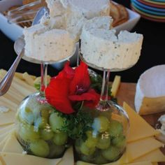 foodie-wanna-be Boursin Recipes, Dip Recipes, Boursin Cheese, Appetizer Dips, New Years Eve Party, Fine Dining, Potato Salad, Snacks, Ethnic Recipes