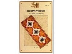 Pam's Piece By Piece Roundabout Table Runner Pattern by Pam's Piece By Piece. $1.59