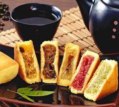 Taiwan Famous Pineapple Cake Recipe