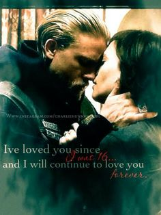 """Jax & Tara :( """"I've loved you since I was 16 and I will continue to love you forever."""""""