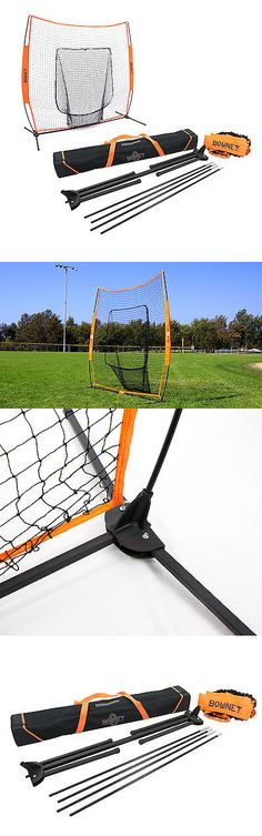 Batting Cages and Netting 50809: Bownet Big Mouth X 7 X 7 Hitting Net -> BUY IT NOW ONLY: $149.99 on eBay!