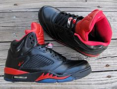 """Air Jordan V """"InfraredSmoke Bottom""""  from www.marsportshop.com Subscribe to my channel to Win Free Giveaway:  https://www.youtube.com/user/marsportmall"""