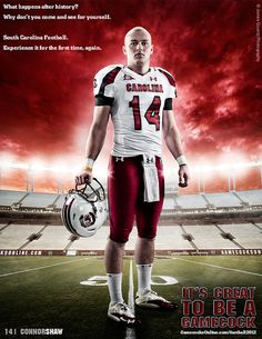 It's Great To Be A Gamecock - Connor Shaw by South Carolina Gamecocks, via Flickr