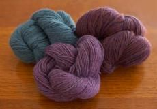 Berroco - Ultra Alpaca  (Aran / Worsted) Blues, greys, greens, naturals From Loop