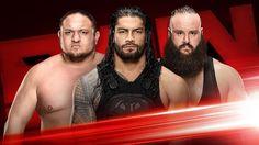 #WWE: Previa Monday Night Raw 31 de julio de 2017