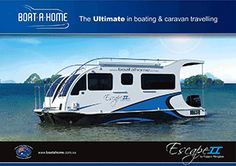 Boat A Home | Escape - 7.9M - Boatahome